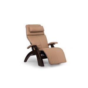 Perfect Chair ® PC-610 - Sand Top Grain Leather - Dark Walnut