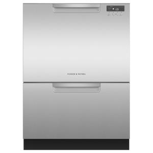 Fisher & PaykelDouble DishDrawer™ Dishwasher, Tall, Sanitize