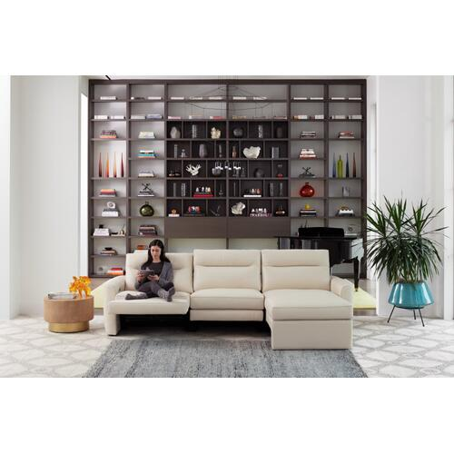Chelsea Leather Modular Sofa - American Leather