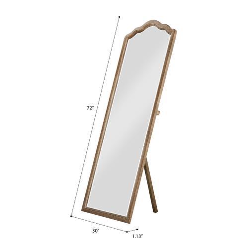 Emerald Home Furnishings - Floor Mirror
