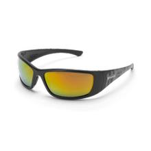 See Details - Husqvarna Freestyle Black Protective Glasses