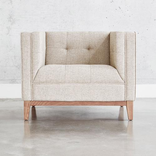 Atwood Chair Stockholm Terracotta / Walnut