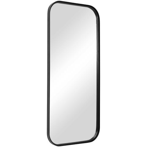 Concord Black Tall Mirror