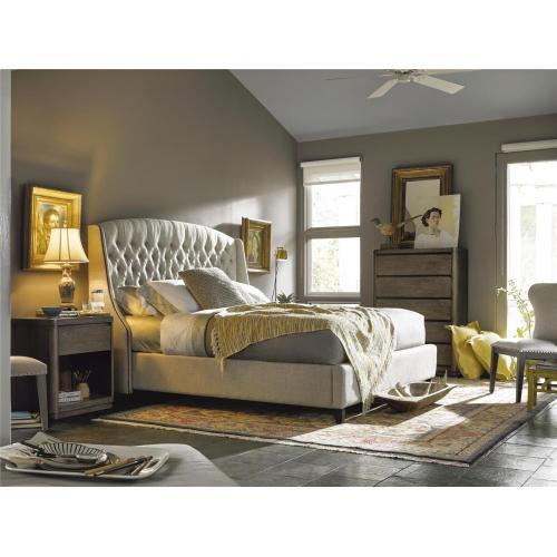 Universal Furniture - Halston King Bed