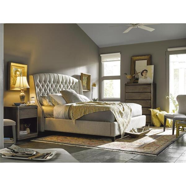 See Details - Halston Queen Bed