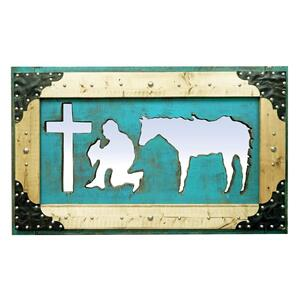 Cowboy @ Cross Pray Turquoise