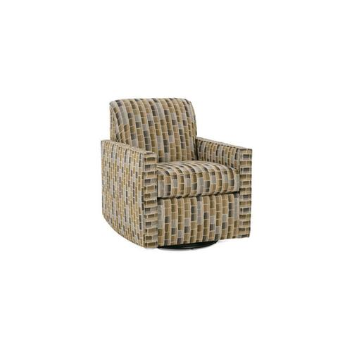 Rowe Furniture - Oakley Swivel Glider Chair