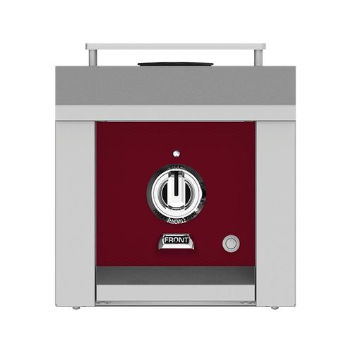 "Hestan - 12"" Hestan Outdoor Single Side Burner - AGB Series - Tin-roof"
