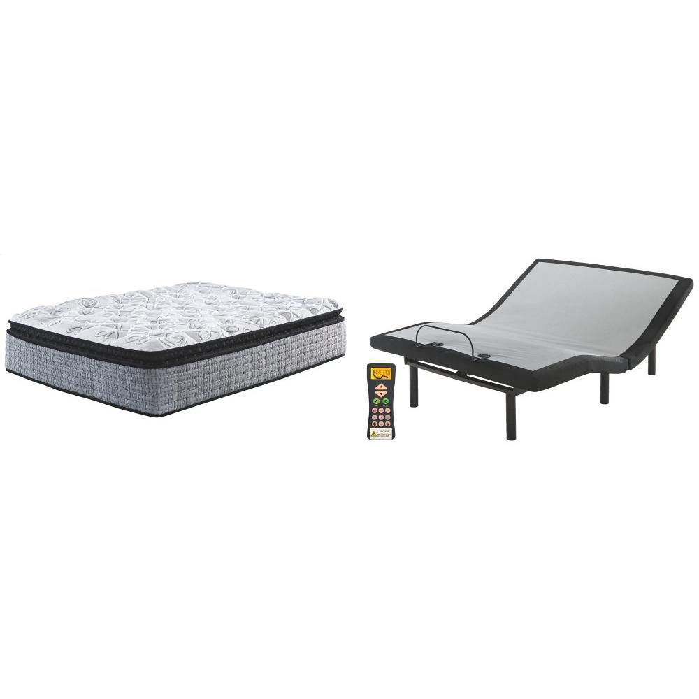 Mt Rogers Ltd Pillowtop Queen Adjustable Base and Mattress