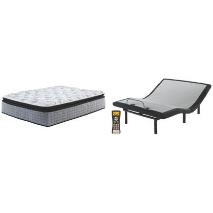 See Details - Mt Rogers Ltd Pillowtop Queen Adjustable Base and Mattress