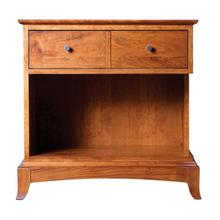 Sabin Open Nightstand - Right Access