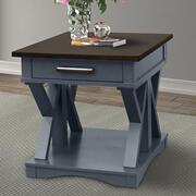 AMERICANA MODERN - DENIM End Table Product Image