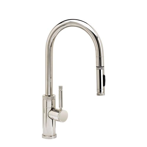 Industrial Prep Size PLP Pulldown Faucet - 9900 - Waterstone Luxury Kitchen Faucets