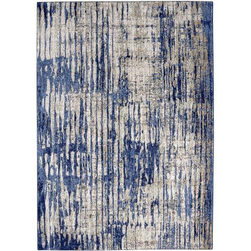 """Cosmopolitan Mineral Bleu Indigo 18""""x18"""" Sample"""
