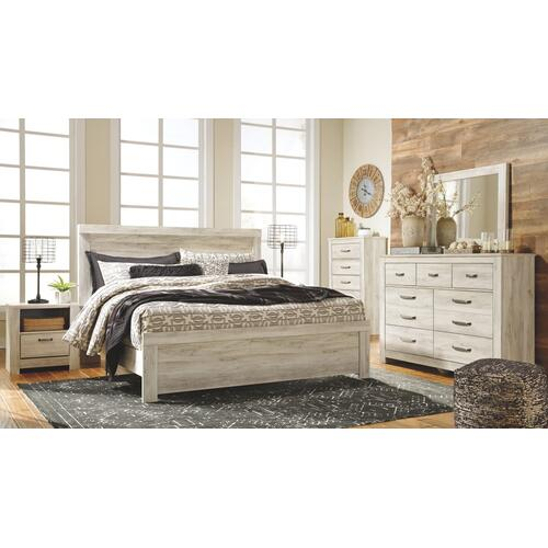 Bellaby King Panel Bed