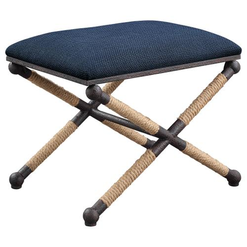 Product Image - Firth Small Bench, Navy