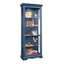 62265 AMBIENCE TWO-WAY SLIDING DOOR DISPLAY CABINET