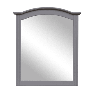 Abacoa Grey Mirror