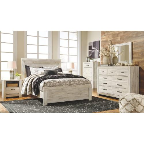 Bellaby Queen Panel Bed