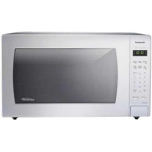 2.2 Cu. Ft. Countertop Microwave Oven With Inverter Technology - Nn-sn936