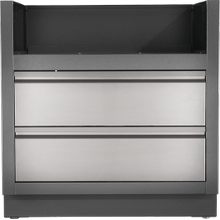 OASIS Under Grill Cabinet for Built-in Prestige PRO 500 or Prestige 500 , Grey