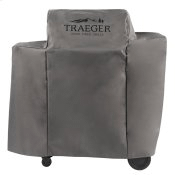 Traeger Ironwood 650 Grill Cover - Full-length