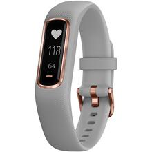 See Details - v vosmart® 4 Activity Tracker (Gray with Rose Gold Hardware, Small/Medium Wrists)