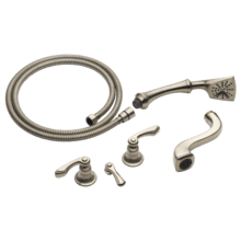 Two-handle Tub Filler Trim Kit