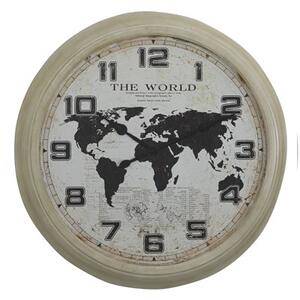 Yosemite Home Decor - World Wall Clock