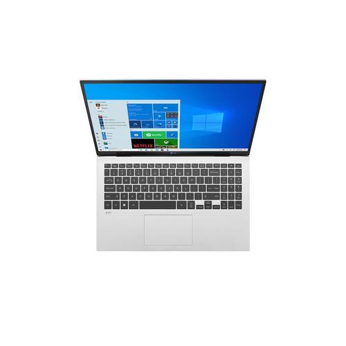 LG - LG gram 15'' Ultra-Lightweight Laptop with 11th Gen Intel® Core™ i7 Processor w/Intel® Iris® Xe Graphics