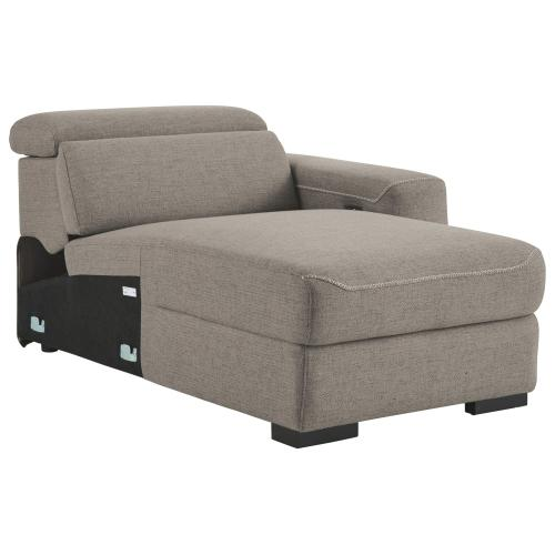 Mabton Right-arm Facing Press Back Power Chaise