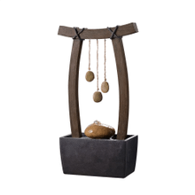 See Details - Reflection - Indoor/Outdoor Table Fountain