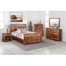 Kalispell Bedroom Set Harvest, PDU-102A-HRU