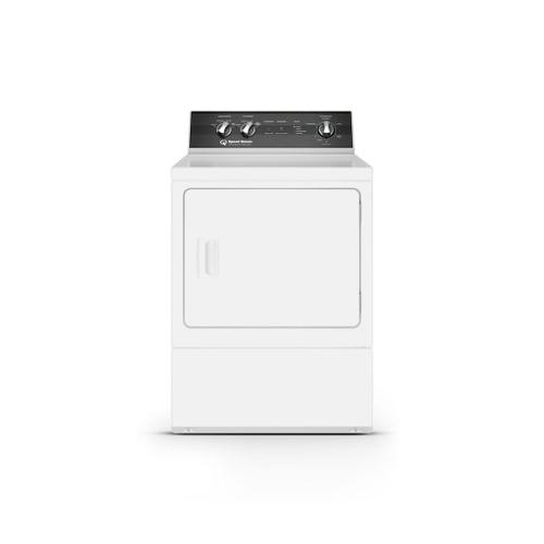 DR5 Sanitizing Electric Dryer with Steam  Over-dry Protection Technology  ENERGY STAR® Certified  5-Year Warranty