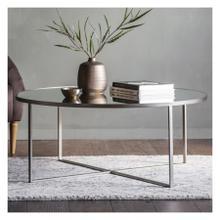 GA Torrance Coffee Table Silver