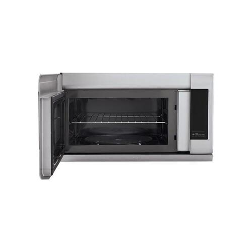 LG - 2.2 cu. ft. Over-the-Range Microwave Oven with EasyClean®