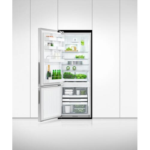 "Freestanding Refrigerator Freezer, 25"", 13.5 cu ft"