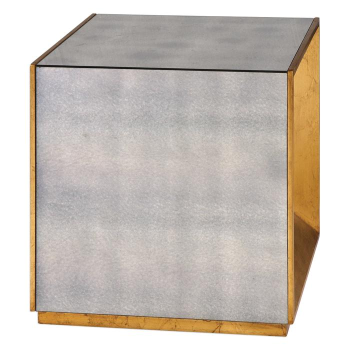 Uttermost - Flair Cube Table