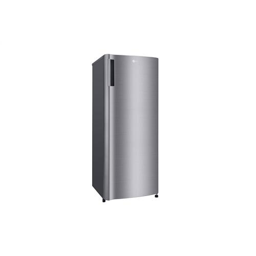 5.8 cu. ft. Single Door Freezer Refrigerator
