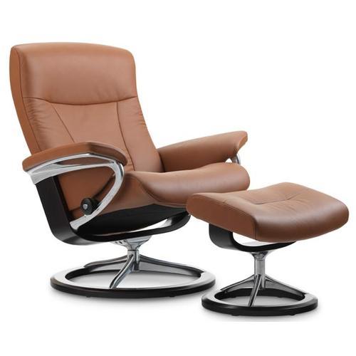 Stressless By Ekornes - Stressless President (M) Signature chair