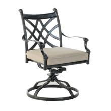Castello Duo Dining Swivel Rocker