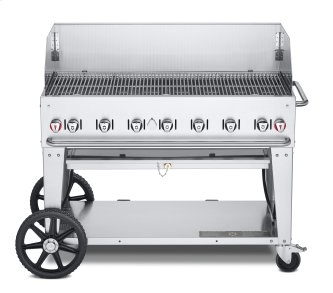 "48"" Mobile Grill - Windguard Pkg"