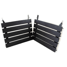HDPE Side Shelves -- Classic series