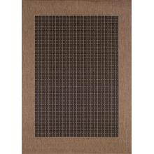Checkered Field - Black-Cocoa 1005/2000