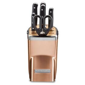 7-Piece Professional Series Cutlery Set - Satin Copper