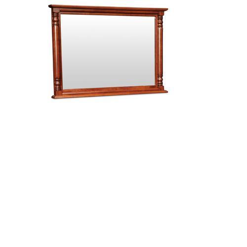 """Savannah Mule Chest Mirror, 45""""w"""