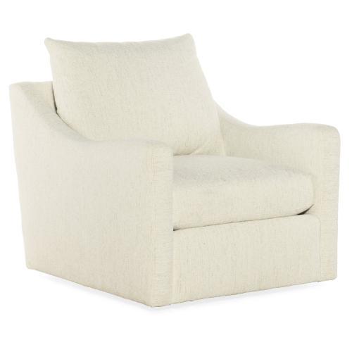 Living Room Dimitri Swivel Lounger