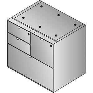 Kenwood Multifile Credenza Pedestal