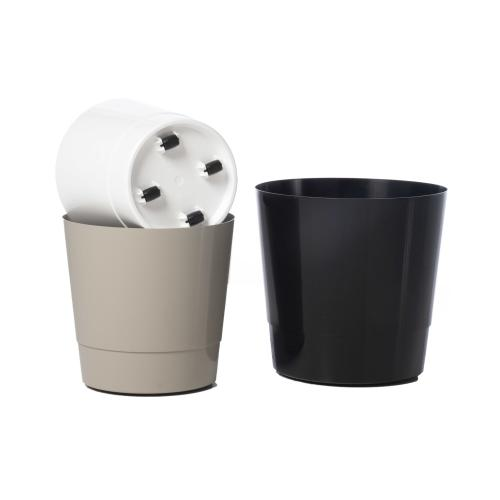 """12"""" Mey Pot Holder w/attached rollers"""