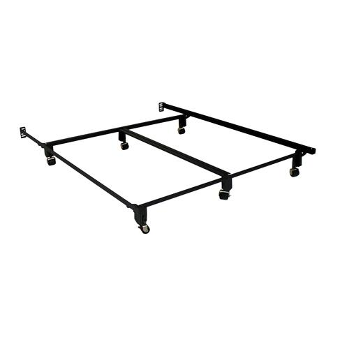 Inst-a-matic Bed Frames, Cal. King With Double Center Support